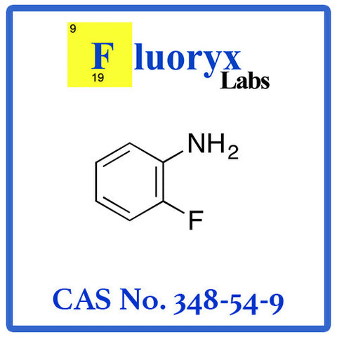 2-Aminofluorobenzene | Catalog No: FC10-02 | CAS No: 348-54-9