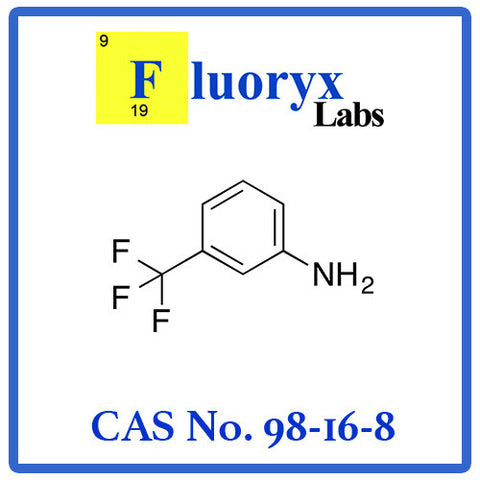 3-Aminobenzotrifluoride / 3-(Trifluoromethyl)aniline | Catalog No: FC10-06 | CAS No: 98-16-8