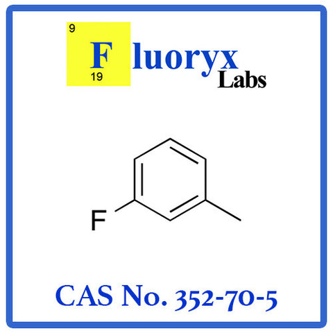 3-Fluorotoluene | Catalog No: FC10-09 | CAS No: 352-70-5