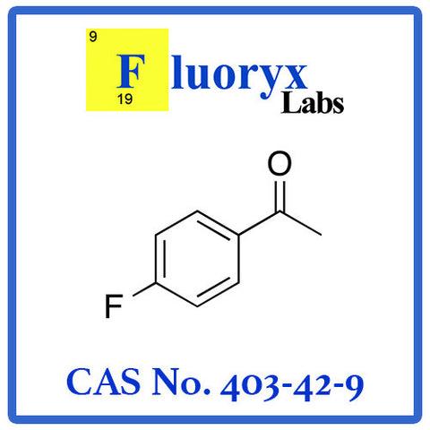 4-Fluoroacetophenone | Catalog No: FC10-16 | CAS No: 403-42-9
