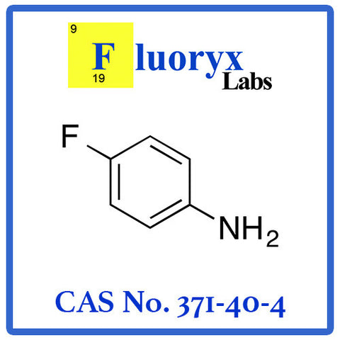4-Fluoroaniline | Catalog No: FC10-17 | CAS No: 371-40-4