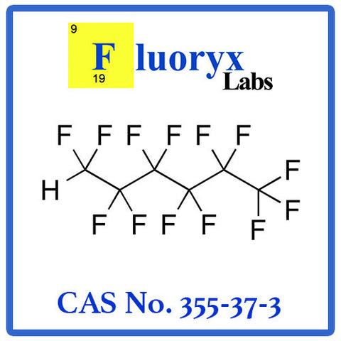 1H-Perfluorohexane | Catalog No: FC12-06 | CAS No: 355-37-3