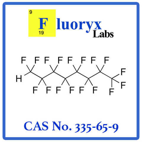 1H-Perfluorooctane | Catalog No: FC12-08 | CAS No: 335-65-9