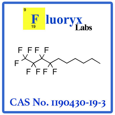 1-(Perfluorobutyl)hexane | Catalog No: FC12-T4Hexane| CAS No: 1190430-19-3