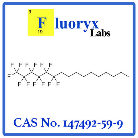 1-(Perfluoro-n-hexyl)decane | Catalog No:FC12-T6Decane | CAS No: 147492-59-9