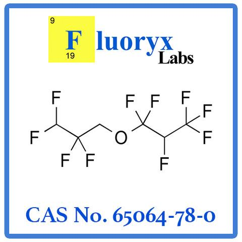 1H,1H,2H',3H-Decafluorodipropyl ether | Catalog No: FC13-55-10mec-fc | CAS No: 65064-78-0