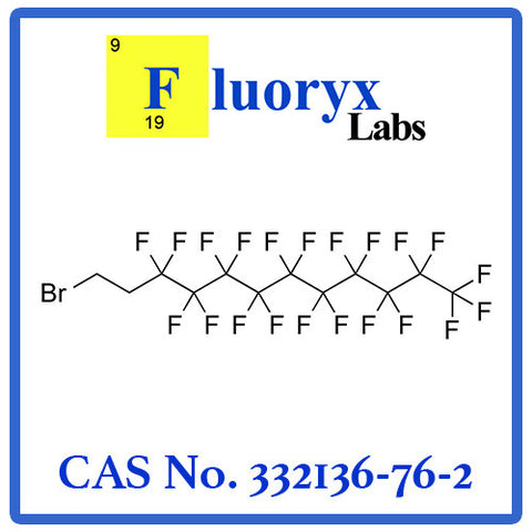 2-(Perfluorodecyl)ethyl bromide | Catalog No: FC15-10 | CAS No: 332136-76-2