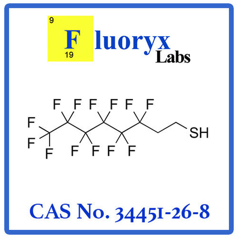 2-Perfluorohexyl ethyl thiol | Catalog No: FC18-06 | CAS No: 34451-26-8