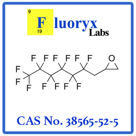 3-(Perfluorohexyl)propyl epoxide | Catalog No: FC21-06 | CAS No: 38565-52-5