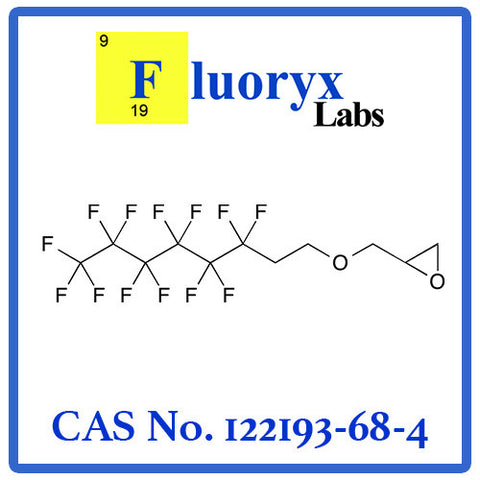 3-[2-(Perfluorohexyl)ethoxy]-1,2-epoxypropane | Catalog No: FC21-06B | CAS No: 122193-68-4