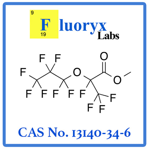 Methyl Undecafluoro-2-methyl-3-oxahexanoate | Catalog No: FC22-12M | CAS No: 13140-34-6