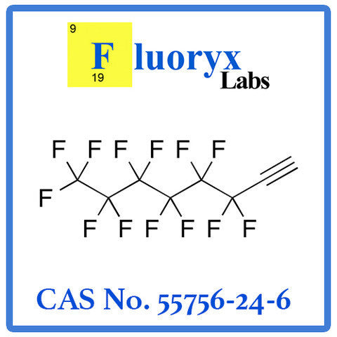 2-(Perfluorohexyl)ethyne | Catalog No: FC24-06 | CAS No: 55756-24-6
