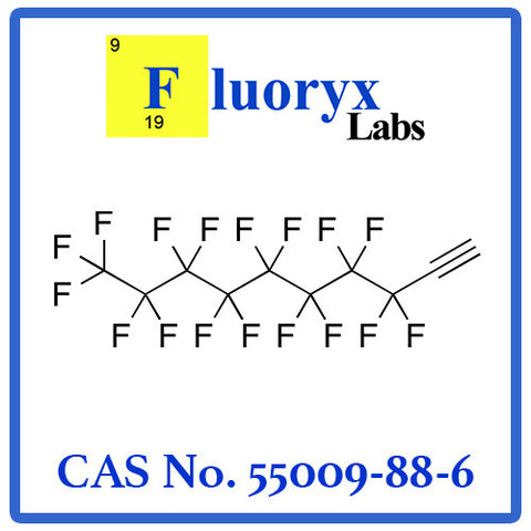 2-(Perfluorooctyl)ethyne | Catalog No: FC24-08 | CAS No: 55009-88-6
