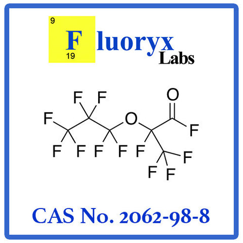 2-(Heptafluoropropoxy) tetrafluoropropionyl fluoride | Catalog No: FC27-12 | CAS No: 2062-98-8