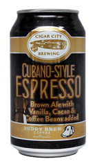 Cigar City Cubano Espresso Coffee