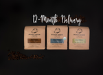 Coffee Club - 12 Month Delivery