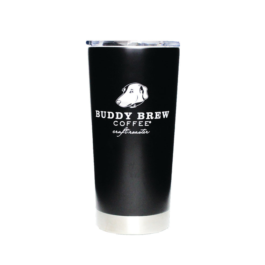 20 oz. Stainless Tumbler - Black