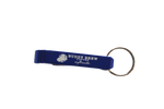 Bottle Opener Keychain Blue