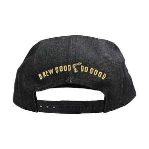 BBC Bolt 5 Panel Hat Back