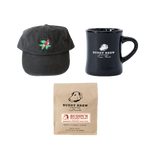 Dad's Gift Set - Dad Hat + Mug + Coffee