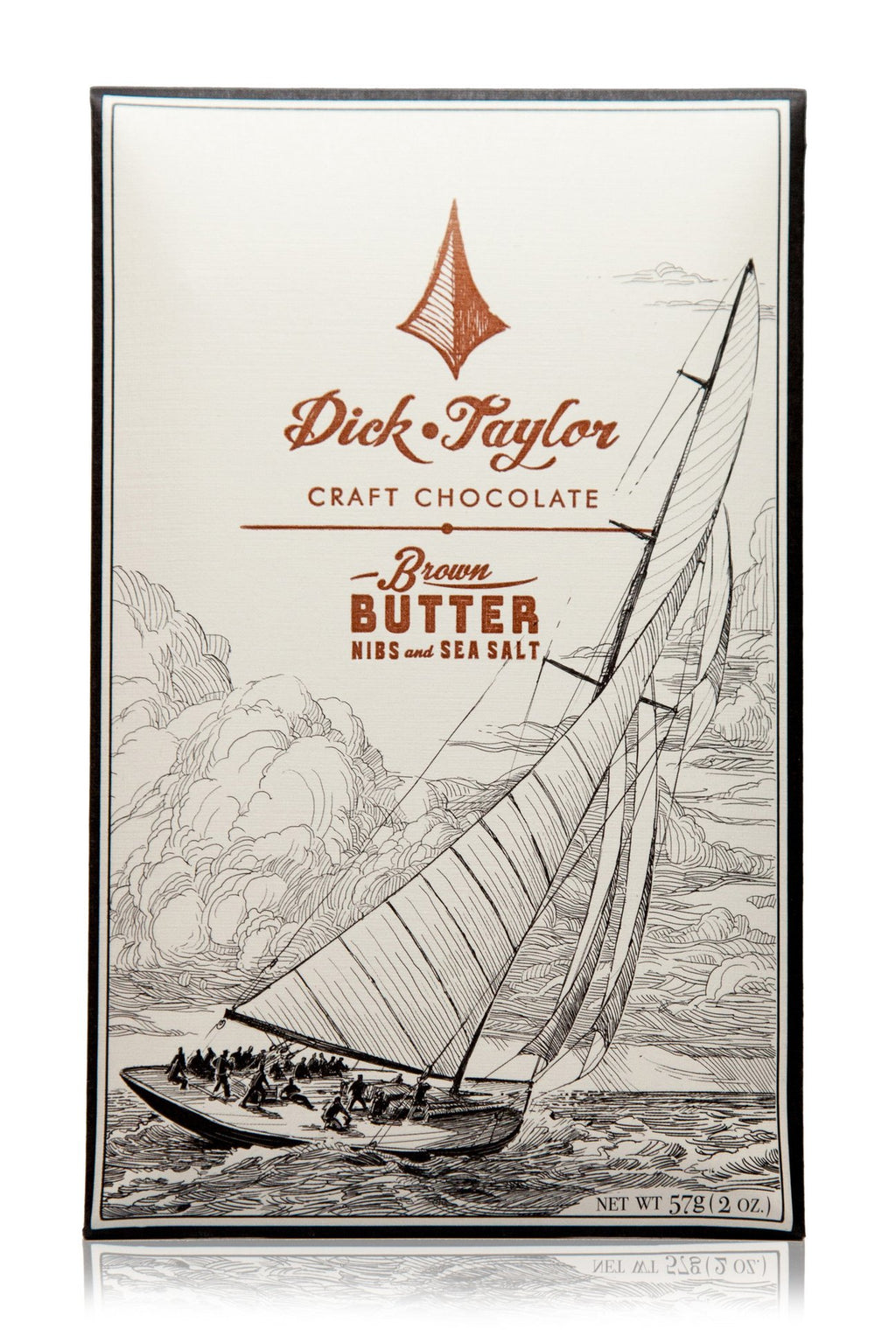 Dick Taylor Dark Chocolate - Brown Butter