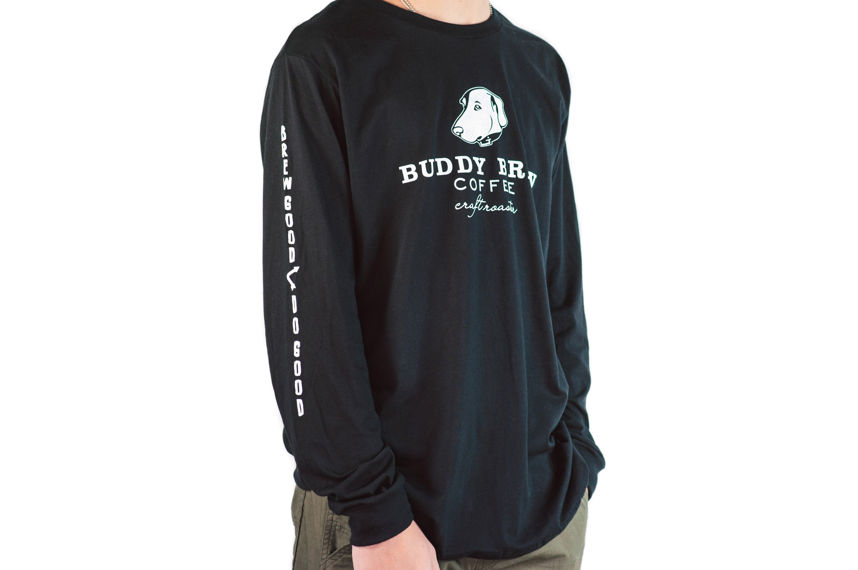 Buddy Logo Long Sleeve Shirt