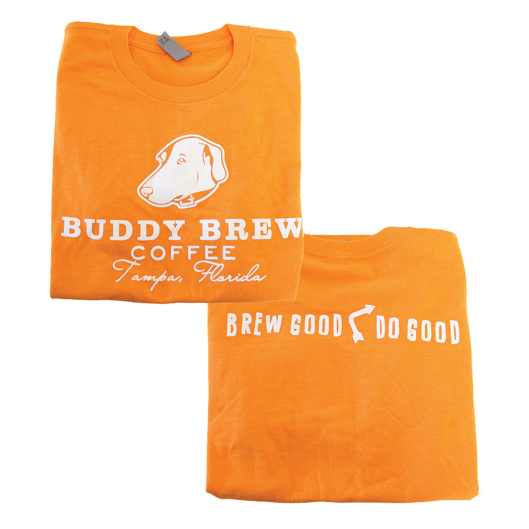 Kids T-Shirt - Buddy Brew Logo Shirt