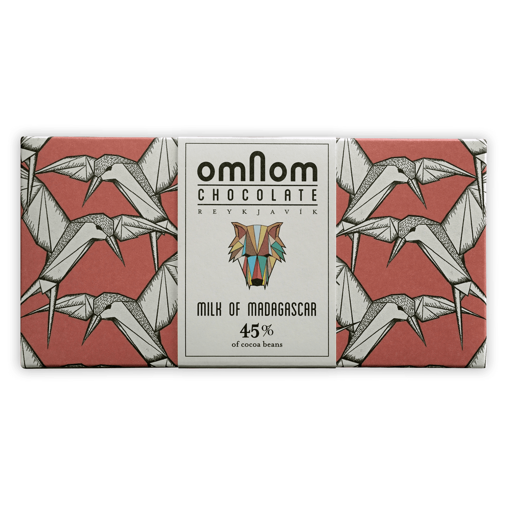 Omnom Chocolate - Madagascar Milk