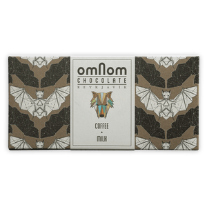 Omnom Chocolate - Coffee + Milk Bar