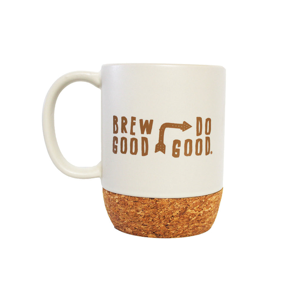 Cork Bottom Mug