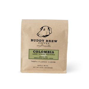 Buddy Brew Coffee Columbia Whole Bean