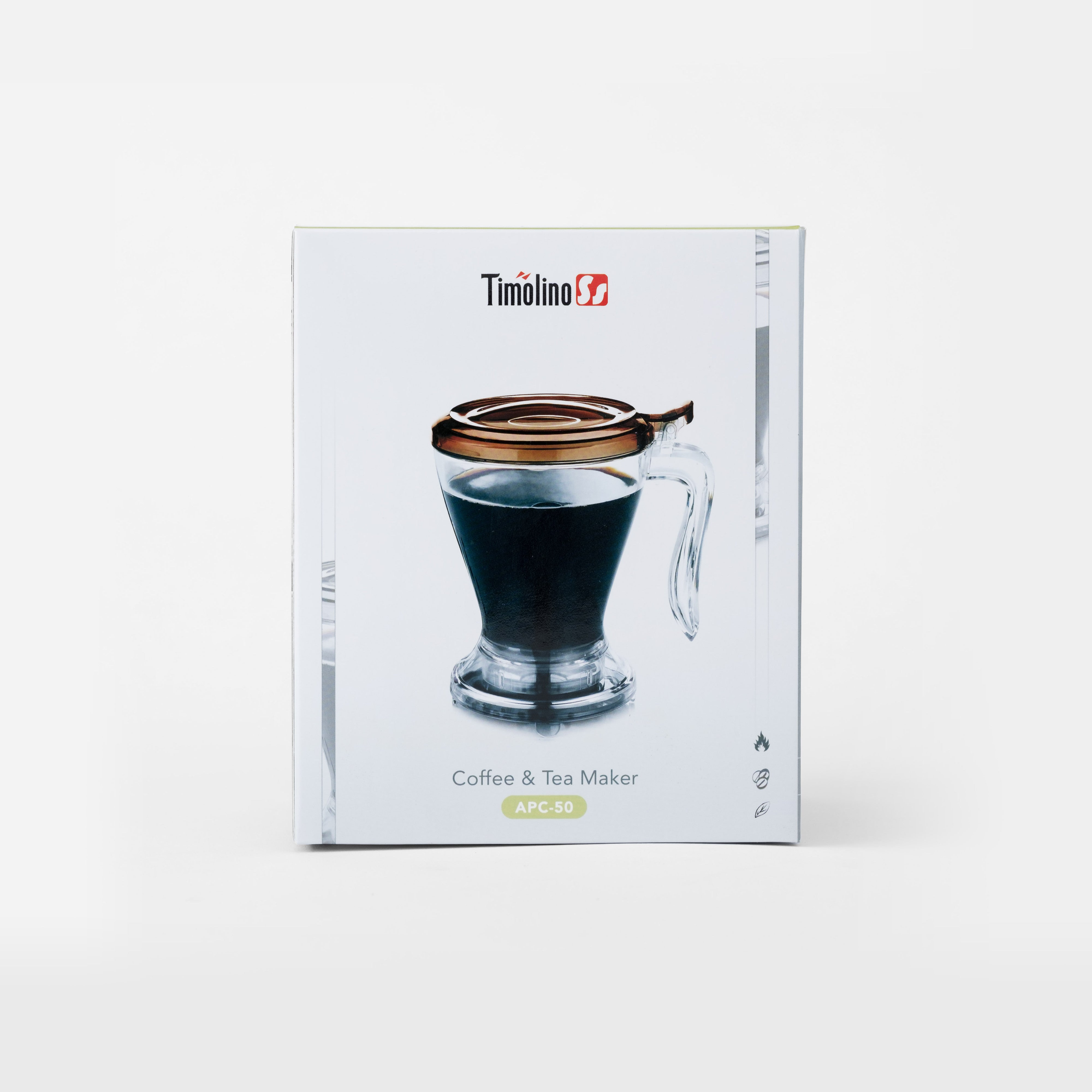 Buddy Brew Coffee Immersion Tea Brewer