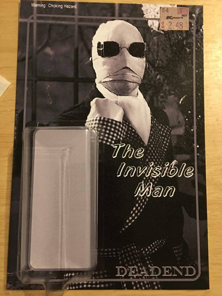 Invisible Man Retro Custom