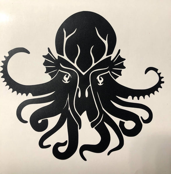 2020 Chuthulu Car Decal