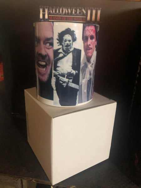 2020 Faces of Killers Mug
