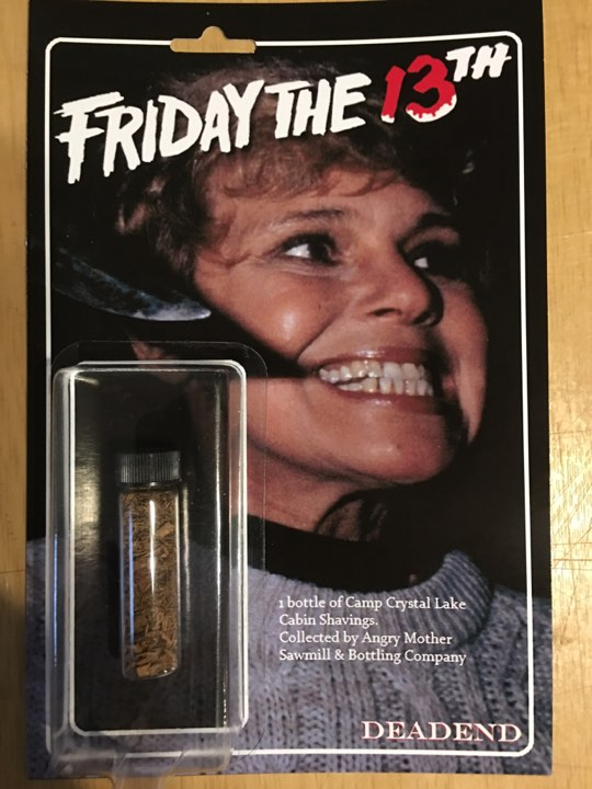 Pam Voorhees Friday the 13th Custom