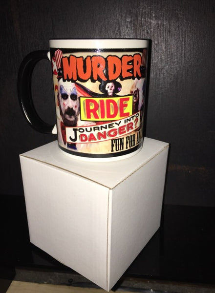 Captain Spaulding Murder Ride Mug