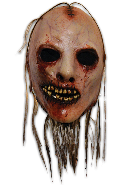 Trick or Treat Silver American Horror Story Bloodyface Mask