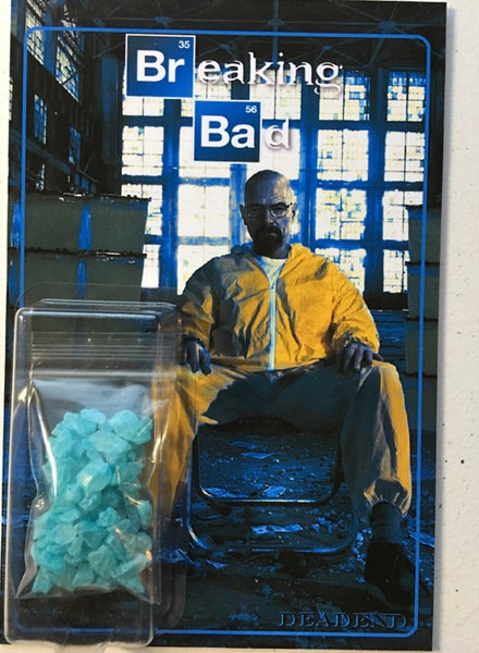 Breaking Bad *Blue* Retro Style Custom
