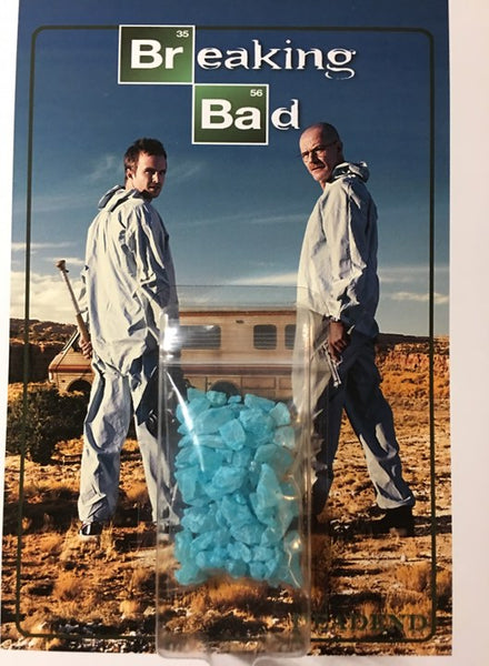 Breaking Bad *Cooking* Retro Style Custom