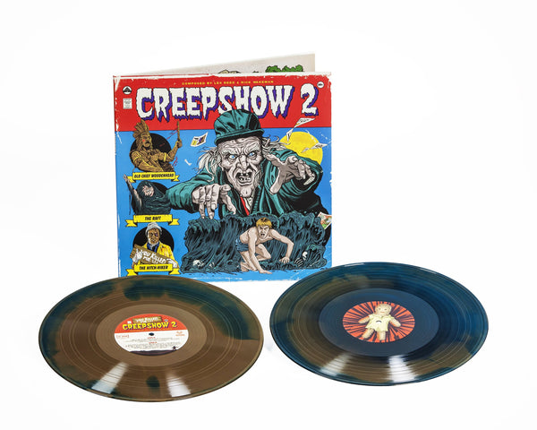 Creepshow 2 Waxworks Record *Sealed*