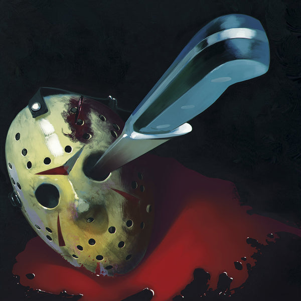 Friday the 13th Waxworks Record *Sealed*
