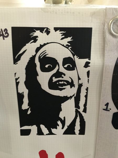 Beetlejuice Car Decal (43)