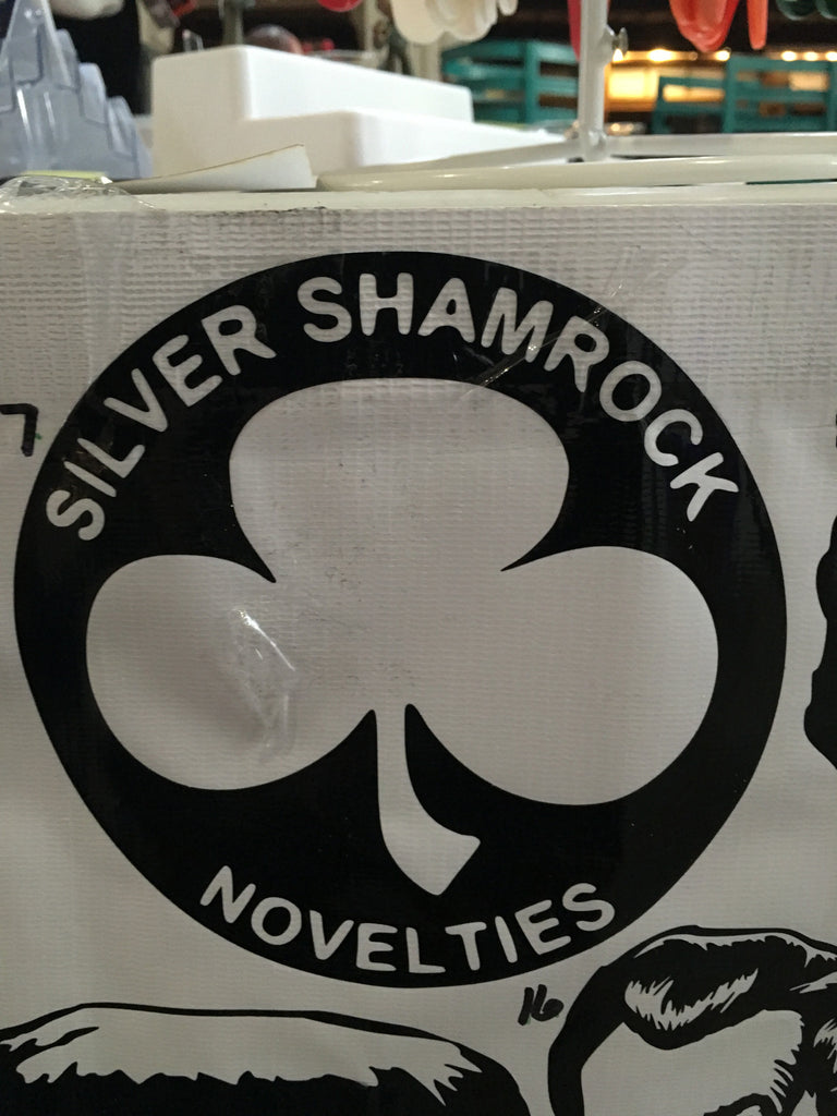 Silver Shamrock Novelties Car Decal (7)