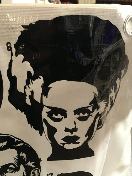 Bride of Frankenstein Car Decal (8)