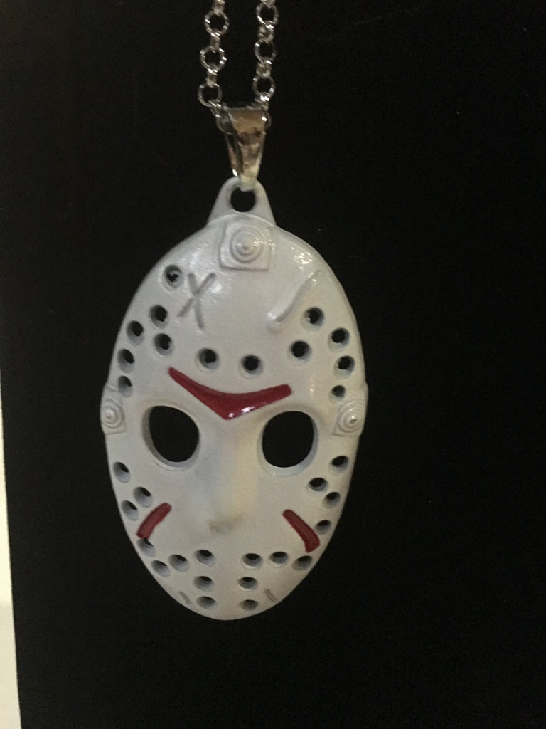 Jason Friday the 13th Necklace
