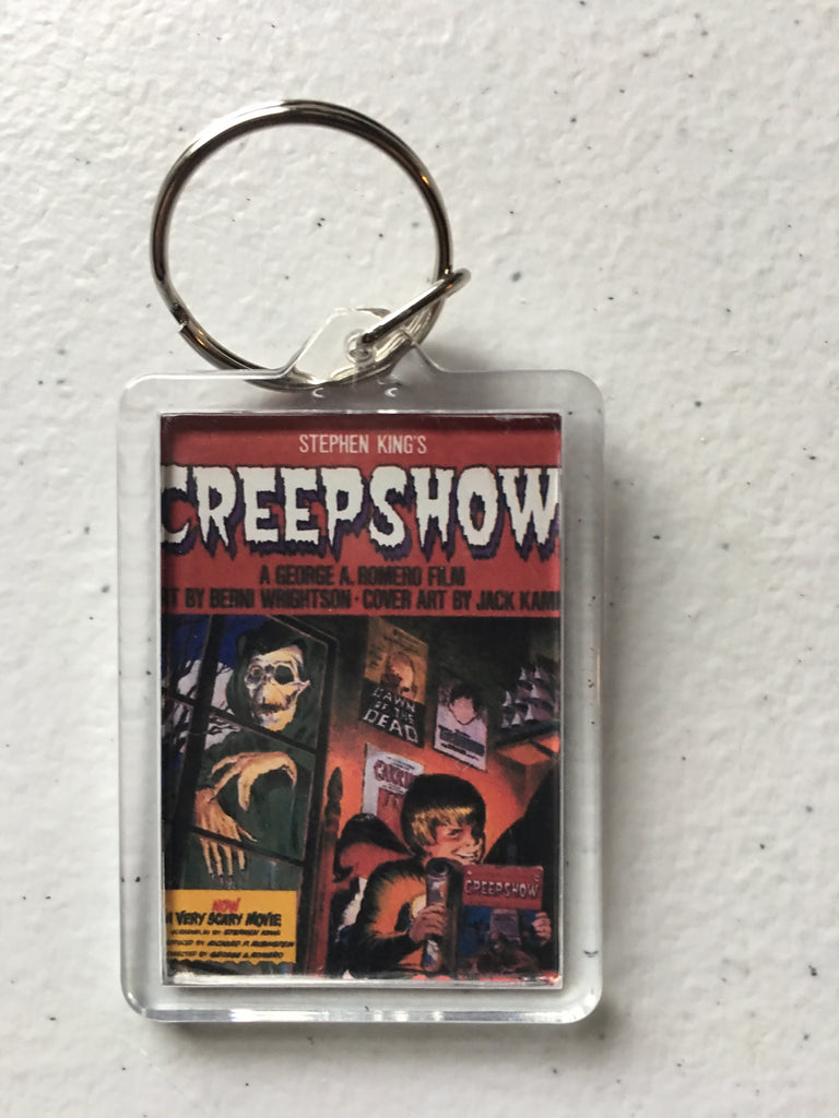 Creepshow Keychain FREE SHIPPING
