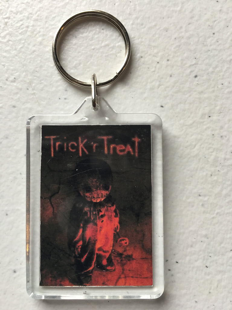 Trick r Treat Keychain FREE SHIPPING