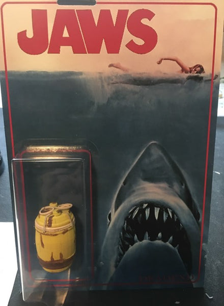 Jaws Barrel Custom