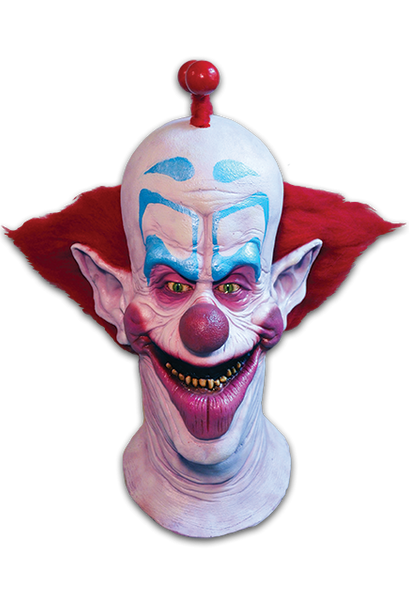 Trick or Treat Killer Klown Slim Mask